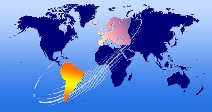 Resultado de imagen para America Latina y Union Europea